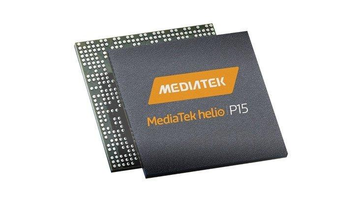 MediaTek presenta il chipset Helio P15 con CPU octa core a 2.2GHz