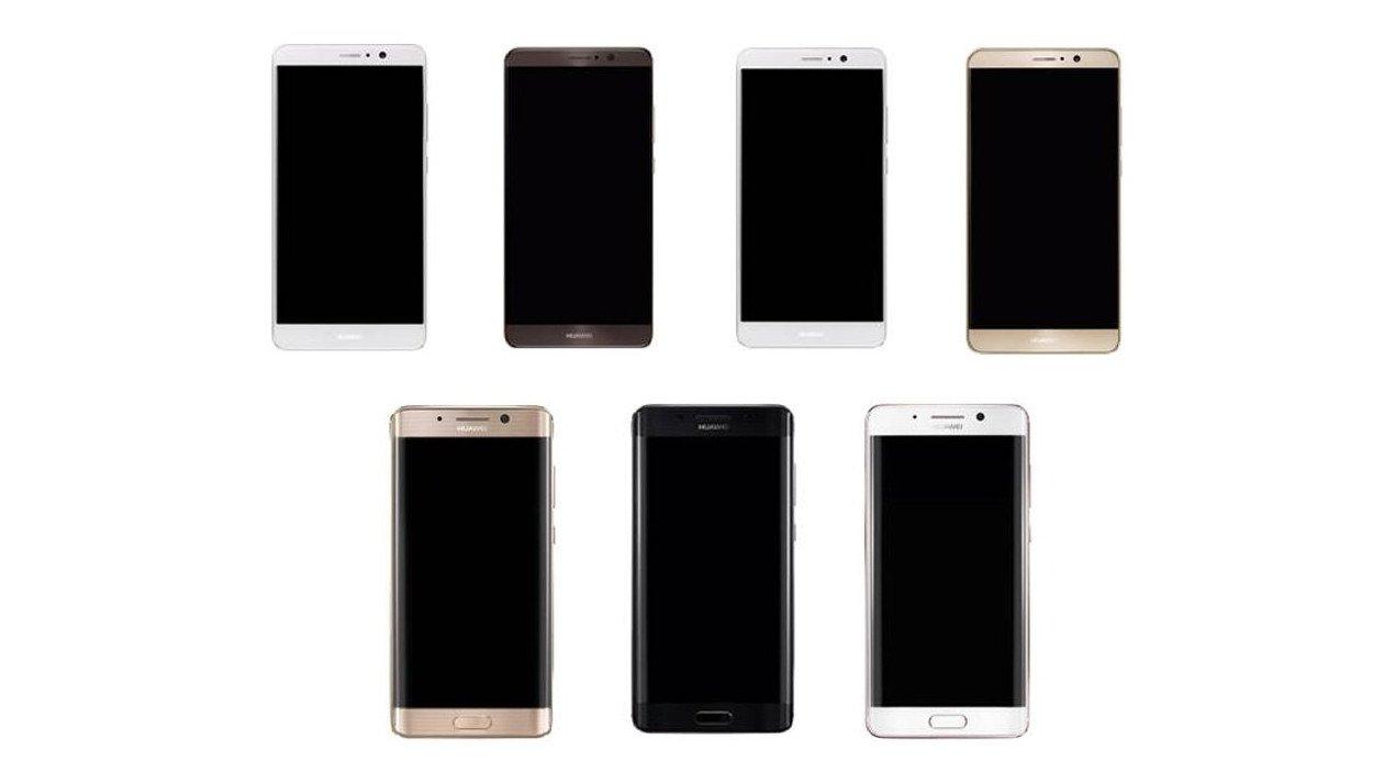 Huawei Mate 9 - due alternative anche per il pannello posteriore