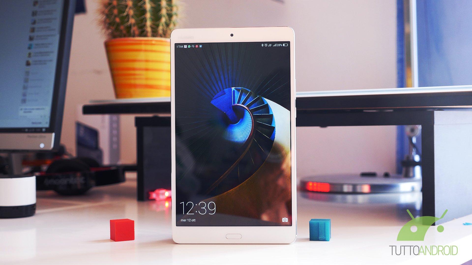 Recensione Huawei Mediapad M3: uno smartphone mascherato da Tablet