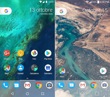 Pixel Launcher Icon Android 7.1