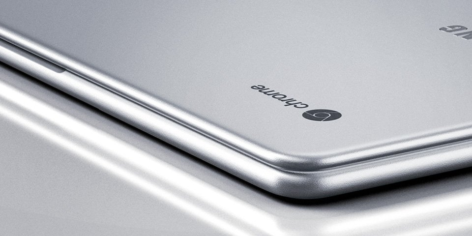 Samsung Chromebook Pro: notebook premium con stylus Pen incorporata