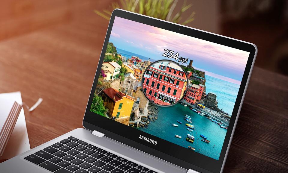 Samsung Chromebook Pro con S Pen e App Android a 499$