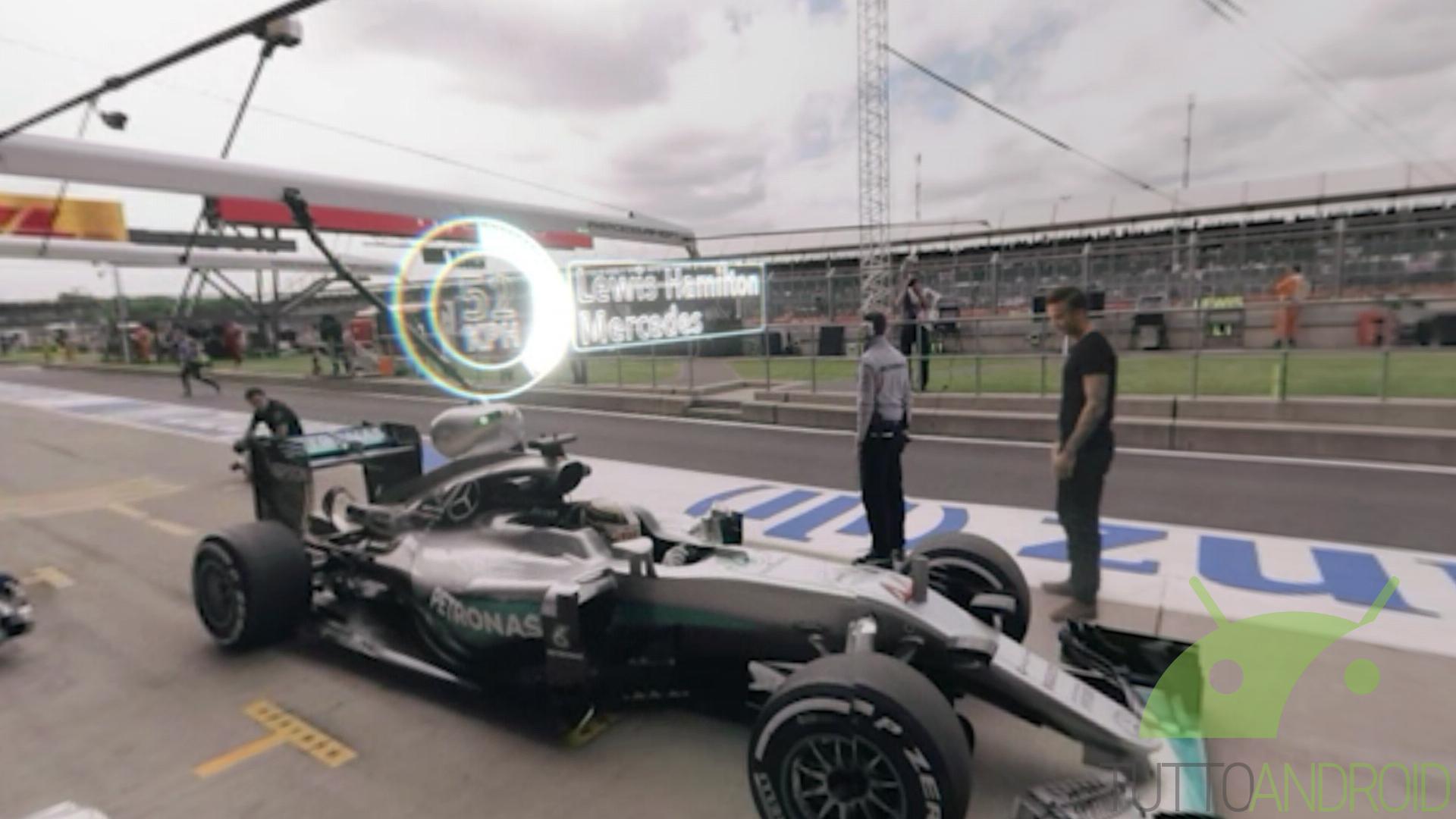 Sky presenta la sua prima applicazione per la realtà virtuale (VR)