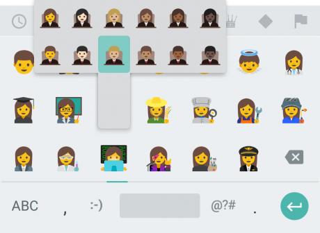 Android 7.1 emoji e1477142461390