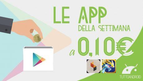 App 10 cent 18 ottobre 2016