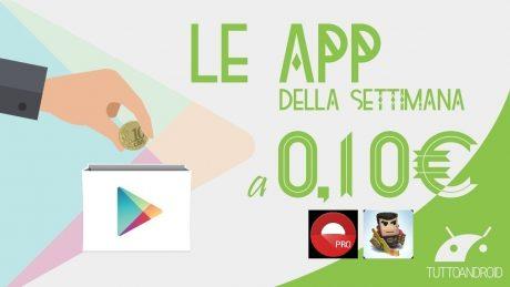 App 10 cent 24 ottobre 2016