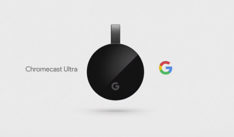 Chromecast ultra 1