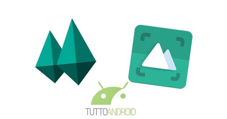 Material Islands e InsWall: due app con tanti sfondi per il vostro smartphone