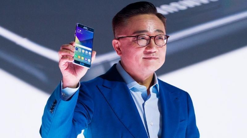 Samsung cercherà di riacquistare la fiducia degli utenti dopo il Galaxy Note 7