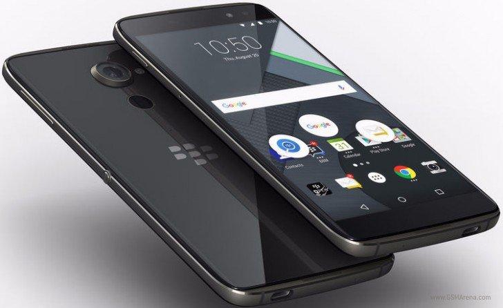 BlackBerry DTEK60 è disponibile in pre ordine negli USA a 499 dollari