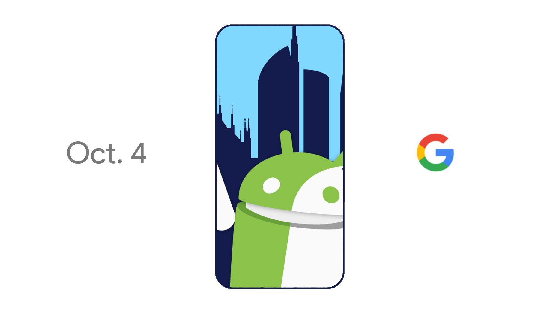 Seguite con il nostro live blog l'evento Google del 4 ottobre: i Pixel sono in arrivo