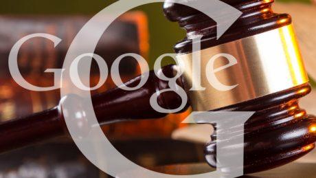 Google causa legale antitrust