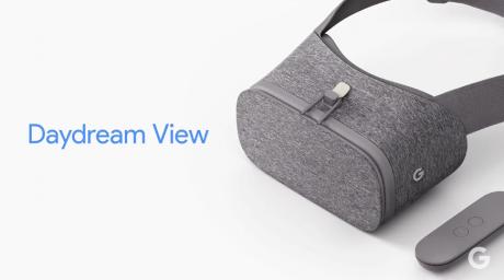 Google daydream view