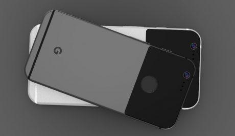 Google pixel back