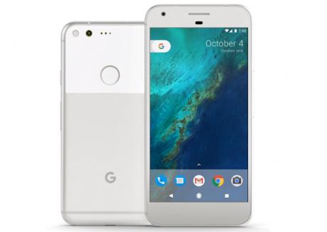 Google pixel bianco