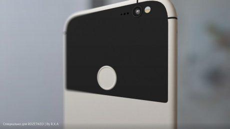 Google pixel xl render 2