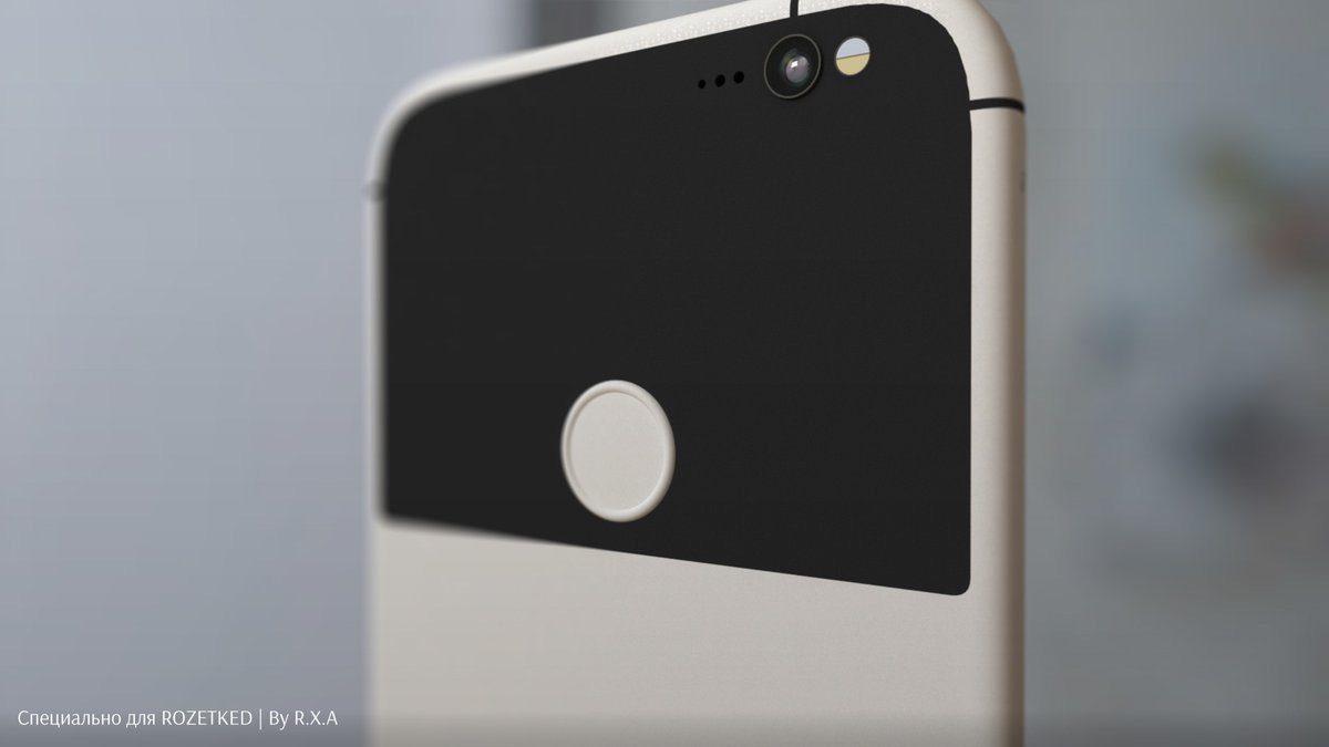 Google Pixel XL non è niente male in questi nuovi render