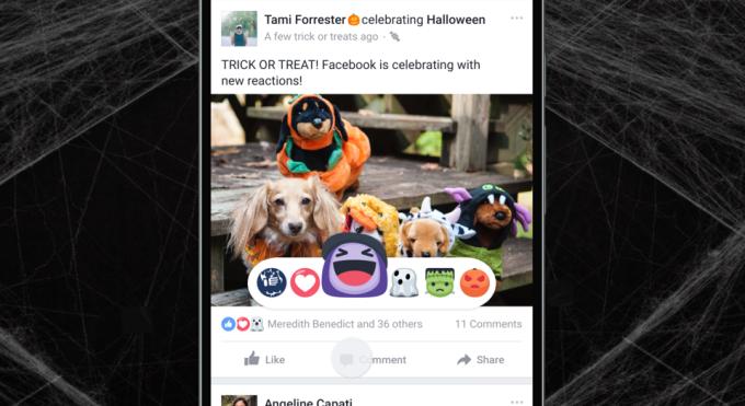 Facebook: un'app per i video che sembra Prisma