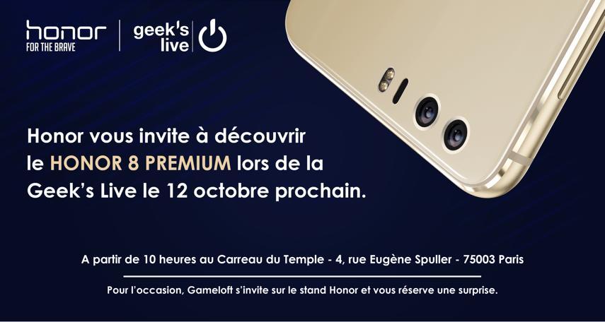 Honor 8 Premium, presentazione fissata per il 12 ottobre: cosa aspettarsi?