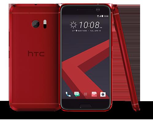 HTC lancia HTC 10 Camelia Red in Italia, scontato del 15% fino al 31 ottobre