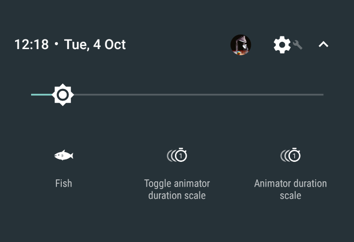 Android, ecco il quick toggle per modificare la velocità delle animazioni: download e guida