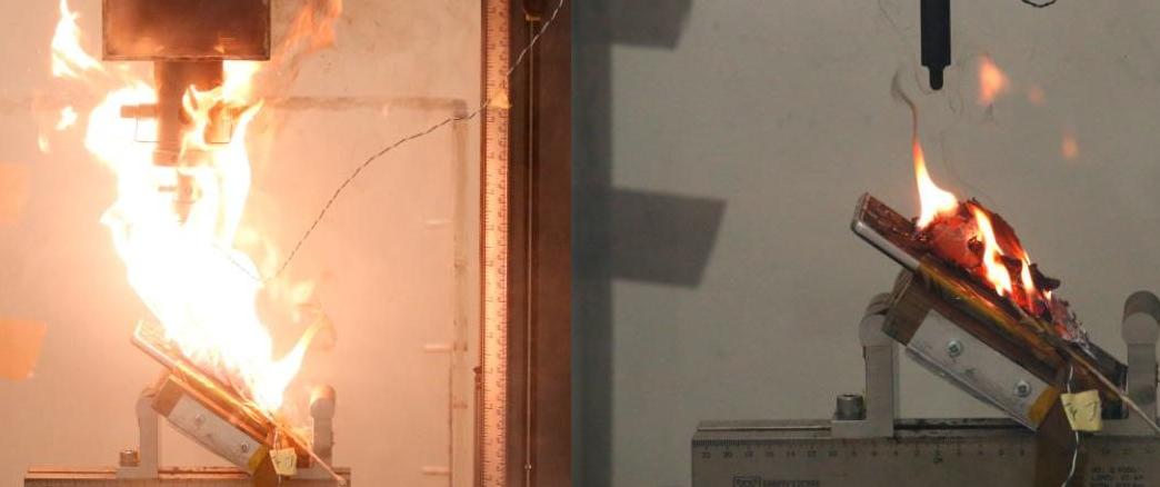 L'esplosione di un Galaxy Note 7 è uno spettacolo da non perdere: ecco le foto