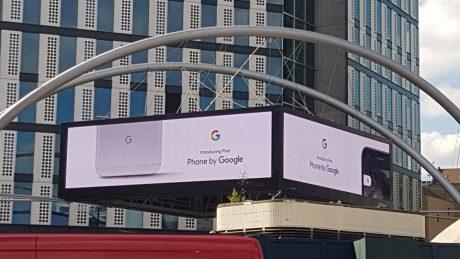 Pixel ad london