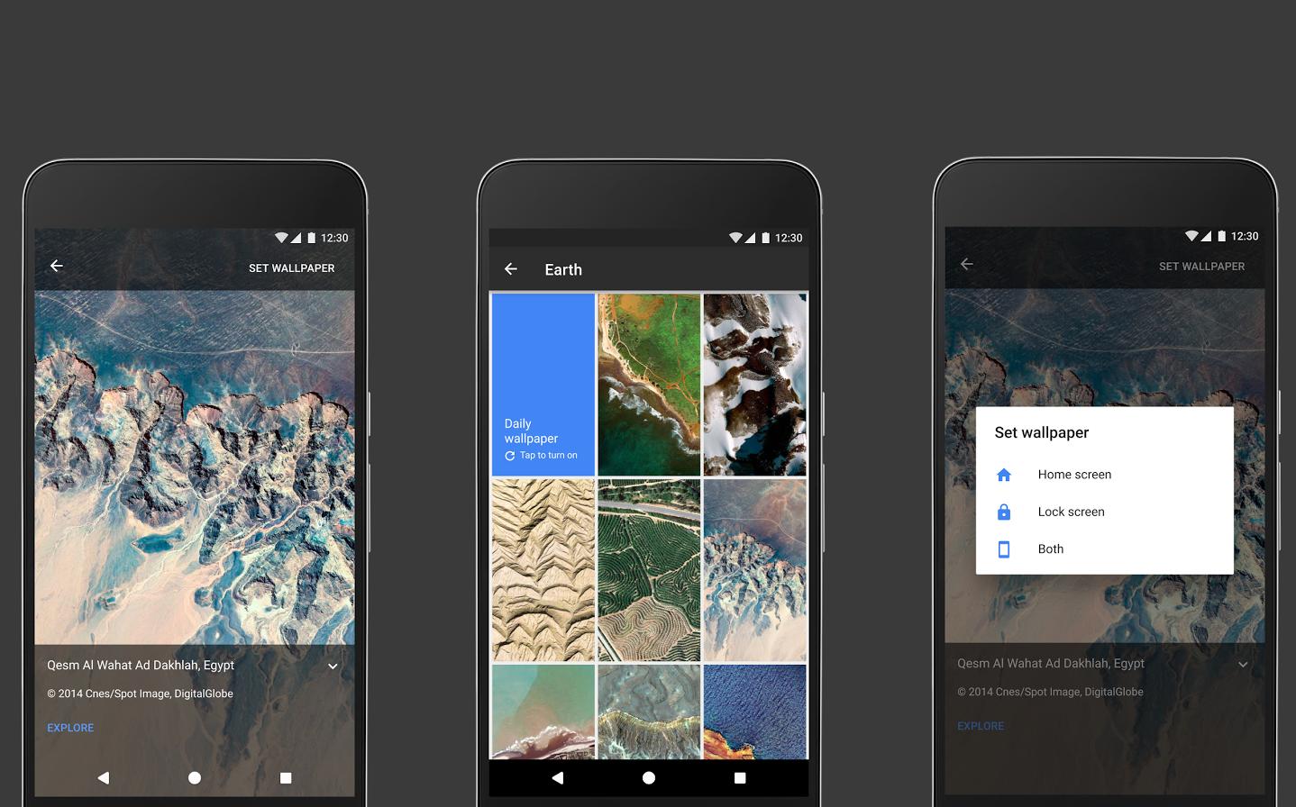 Google pubblica Pixel Launcher e Sfondi nel Play Store (download APK)