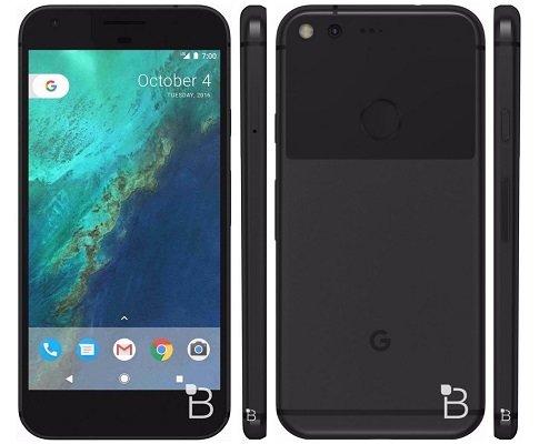 Google Pixel e Pixel XL in nuovi render, anche in blu, e compaiono sul sito Verizon