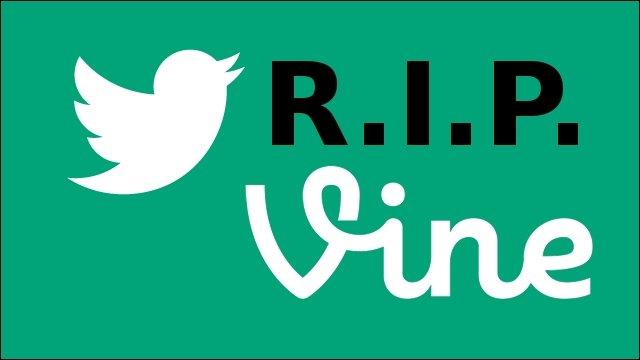 Twitter annuncia la chiusura della funzione video di Vine