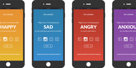 Salute mentale app