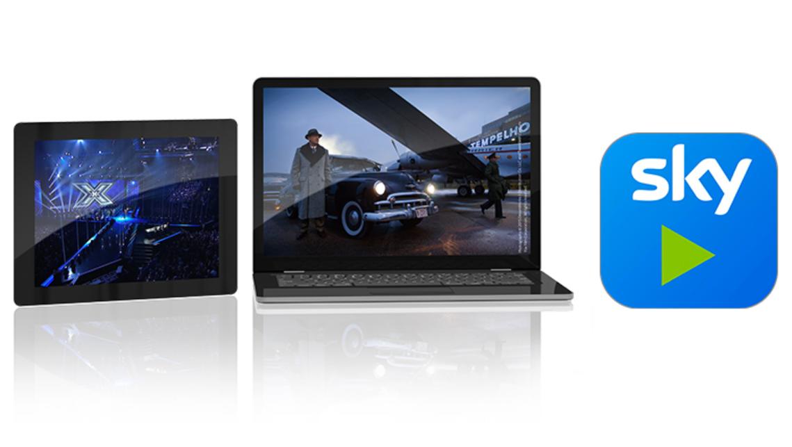 Sky Go Plus: l'evoluzione di Sky Go disponibile su PC e iOS, versione Android in arrivo