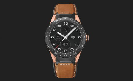 Tag heuer connected gold