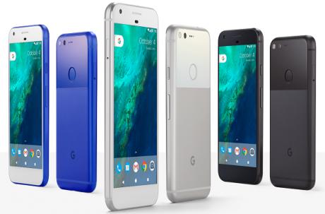 Tanti google pixel