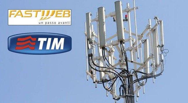 Fastweb Mobile passerà alla rete TIM da gennaio 2017