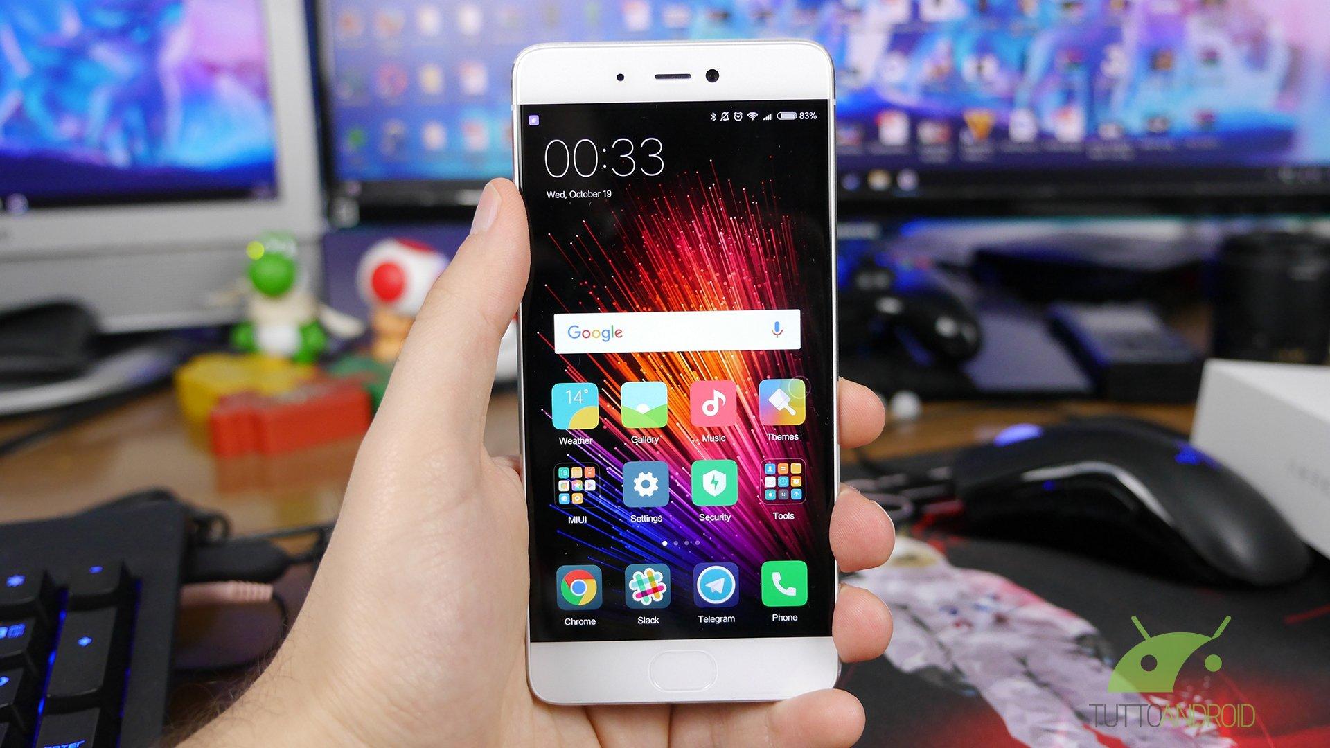 Recensione Xiaomi Mi 5s: eleganza e potenza
