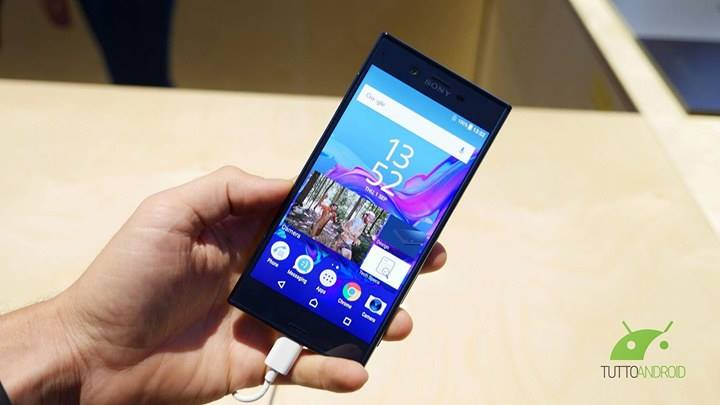 Sony Xperia XZ disponibile all'acquisto in Italia