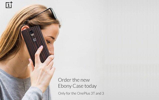 OnePlus 2 e la nuova cover in ebano per OnePlus 3 e 3T disponibili all'acquisto
