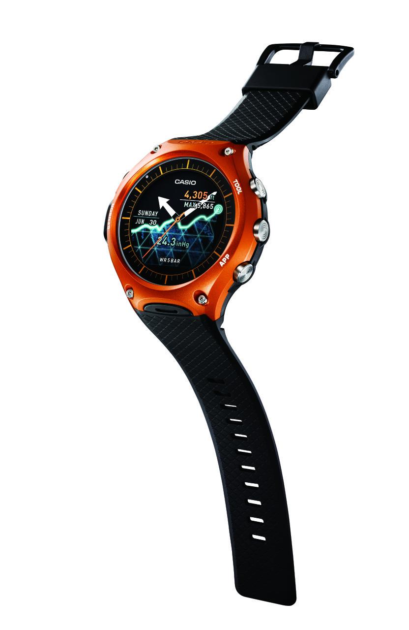 Arriva in Italia il Casio Smart Outdoor Watch WSD-F10 con ...
