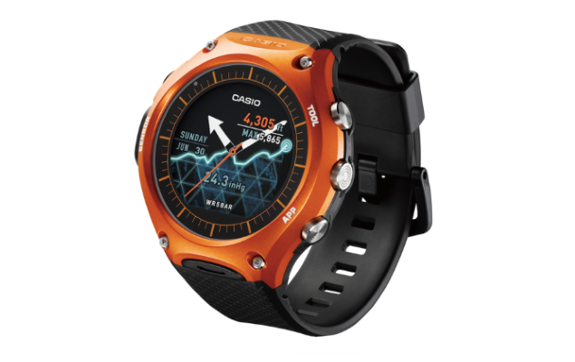 Arriva in Italia il Casio Smart Outdoor Watch WSD-F10 con Android Wear