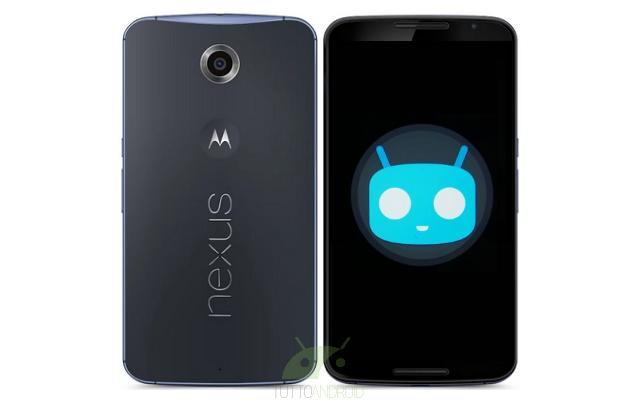 CyanogenMod 14.1 arriva su Nexus 6, Moto G (2015) e alcuni smartphone Sony Xperia