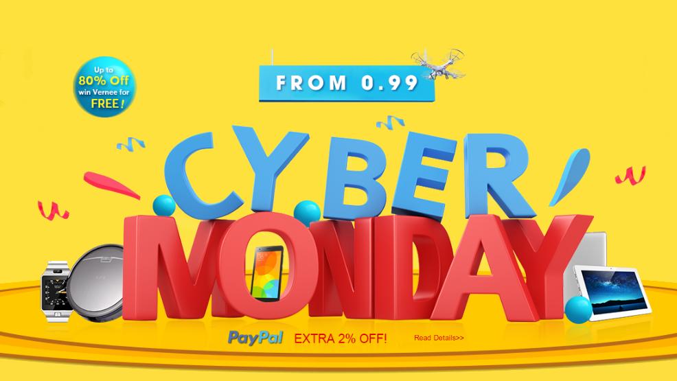 Cyber Monday GearBest