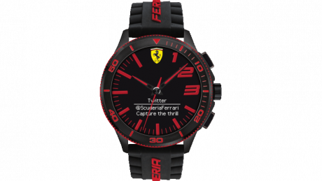 Ferarri Smartwatch 02