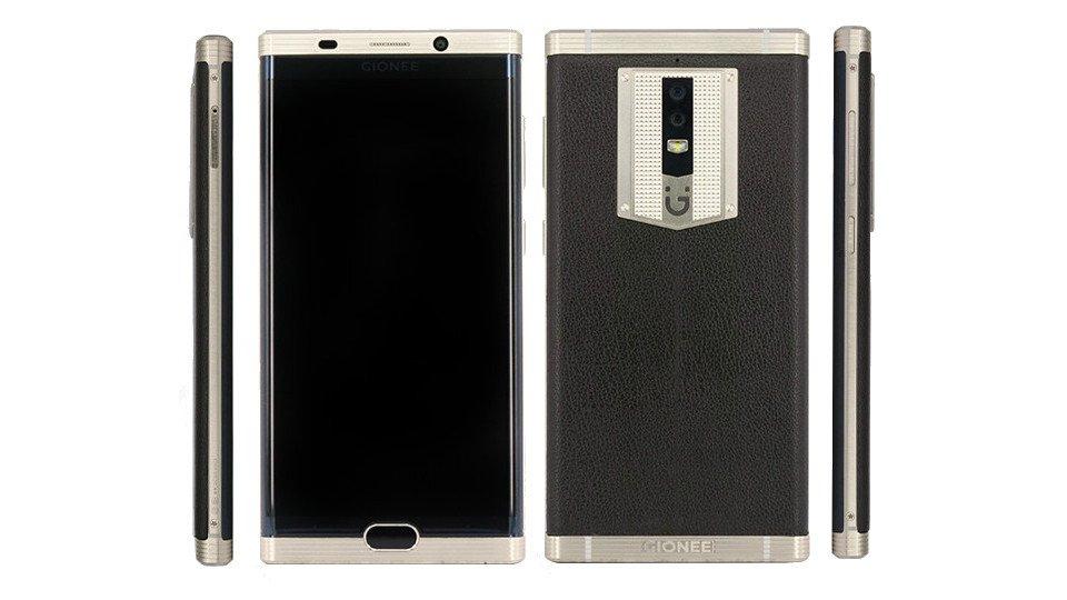 Gionee M2017 finisce su AnTuTu con Snapdragon 653, 6GB di RAM e una batteria da 7000mAh