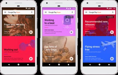 Google Play Music rinnovo