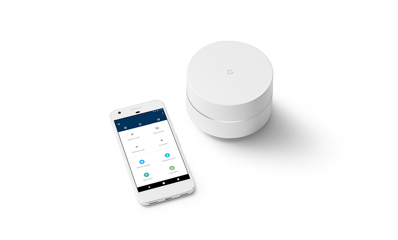 Google fa testare Google WiFi: più potente dei router Eero e Luma