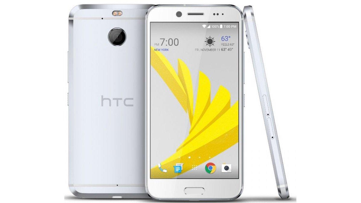 HTC Bolt è stato presentato ufficialmente