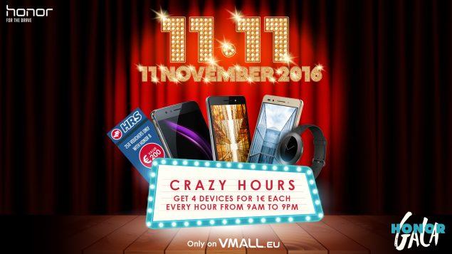 Honor Crazy Hours