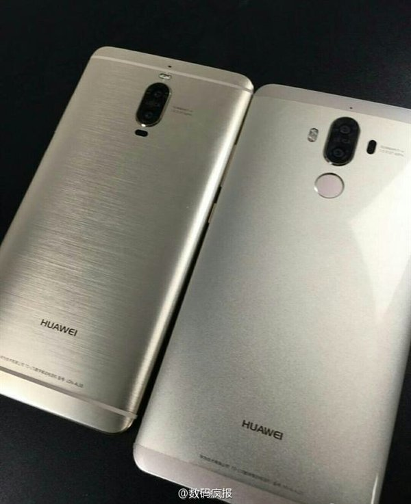 Huawei Mate 9 Pro catturato in alcune foto dal vivo