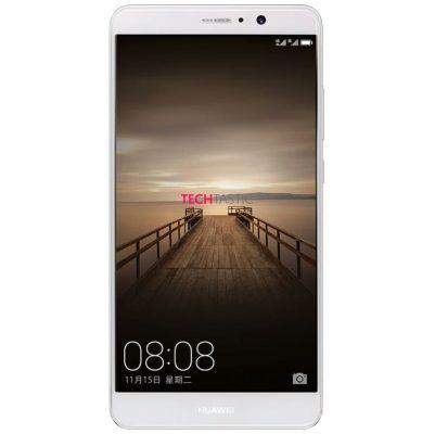 Huawei Mate 9 si mostra nelle prime immagini reali